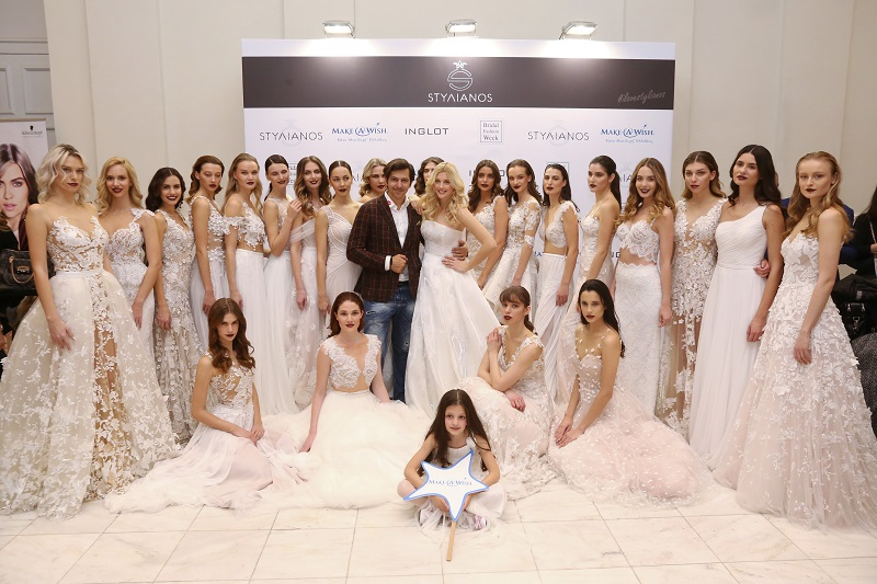 Stylianos Haute Couture Bridal Collection
