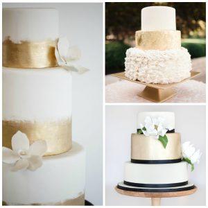 metalllic-cake